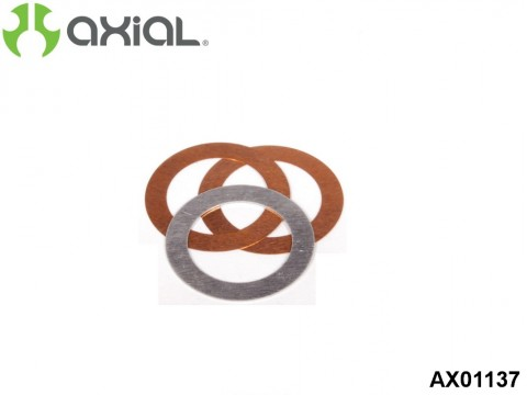 AXIAL Racing AX01137 Engine Gasket Set for Cylinder (0.15mm/0.3mm)