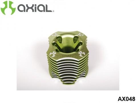 AXIAL Racing AX048 32 Engine Heat Sink Head (Green)