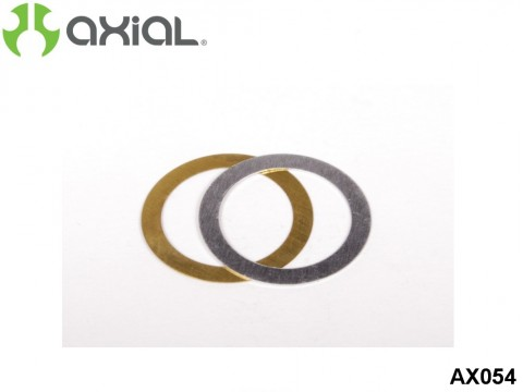 AXIAL Racing AX054 32 Engine Gasket Set (Brass 0.15mm/ Alum 0.3mm)