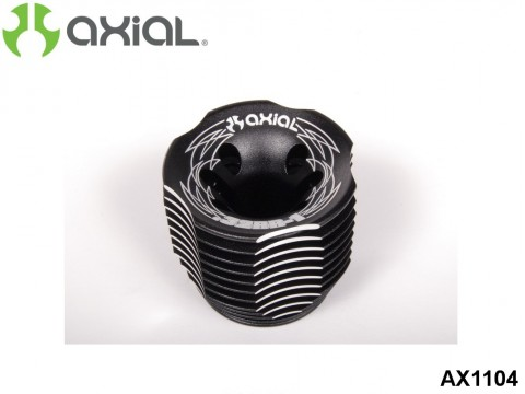 AXIAL Racing AX1104 .32RR-1 Heat Sink Head (Black)