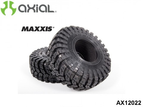 AXIAL Racing AX12022 2.2 Maxxis Trepador Tires - R35 Compound (2pcs)