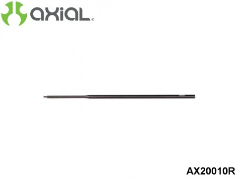 """AXIAL Racing AX20010R Replacement Tip - .050"""" Hex Driver"""