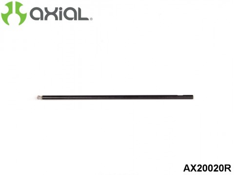 AXIAL Racing AX20020R Replacement Tip - 3.0mm Ball End Hex Driver