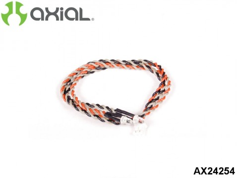 AXIAL Racing AX24254 Double LED Light String (Orange LED)
