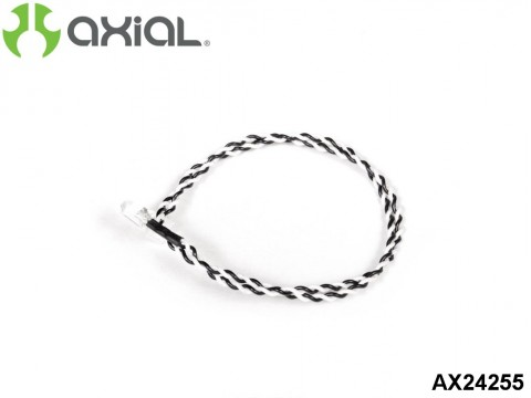 AXIAL Racing AX24255 Single LED Light String (White LED)