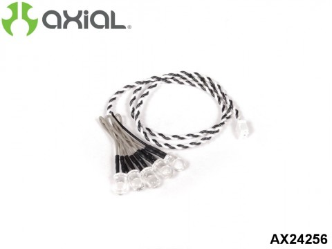 AXIAL Racing AX24256 5 LED Light String (White LED)