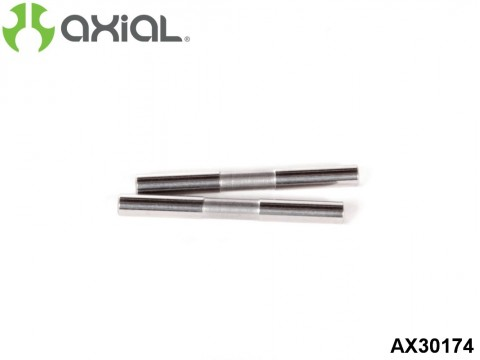 AXIAL Racing AX30174 Pin 3x29mm Grooved