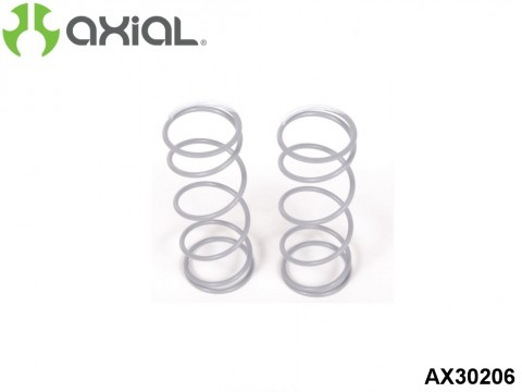 AXIAL Racing AX30206 Spring 12.5x40mm 3.6 lbs/in - Soft (White) - (2pcs)