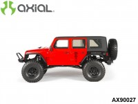 Axial AX90027 SCX10™ 2012 Jeep® Wrangler Unlimited Rubicon 1/10th Scale Electric 4WD - Kit