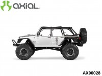Axial AX90028 SCX10™ 2012 Jeep® Wrangler Unlimited Rubicon 1/10th Scale Electric 4WD - RTR