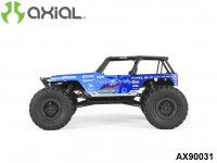 Axial AX90031 Jeep® Wrangler Wraith-Poison Spyder Rock Racer 1/10th Scale Electric 4WD - RTR
