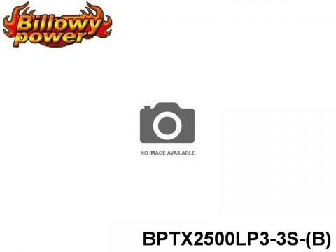 300 BILLOWY-Power Transmitter Lipo Packs 3( BPTX2500LP3-3S-(B) 11.1 3S1P