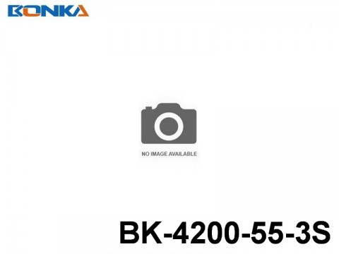 123 Bonka-Power BK Helicopter Lipo Battery 55C Standard BK-4200-55-3S
