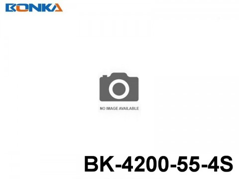 124 Bonka-Power BK Helicopter Lipo Battery 55C Standard BK-4200-55-4S