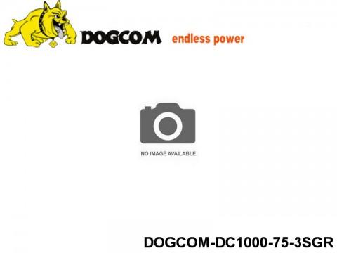 108 RC FPV Racer Graphene Lipo Battery Packs DOGCOM-DC1000-75-3SGR 11.1 3SGR