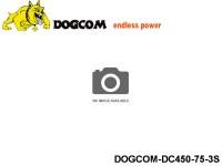 116 RC FPV Racer Regular Lipo Battery Packs DOGCOM-DC450-75-3S 11.1 3S