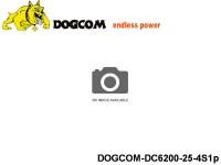32 Multirotor Lipo Battery Packs DOGCOM-DC6200-25-4S1p 14.8 4S1P
