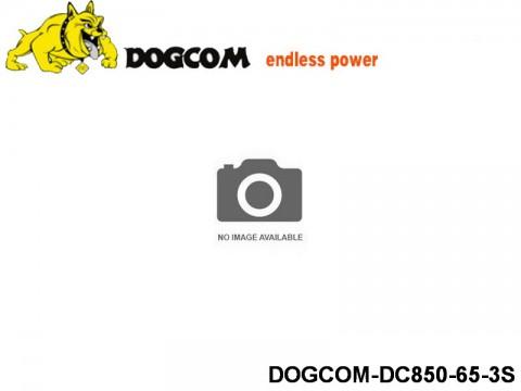 134 RC FPV Racer Regular Lipo Battery Packs DOGCOM-DC850-65-3S 11.1 3S