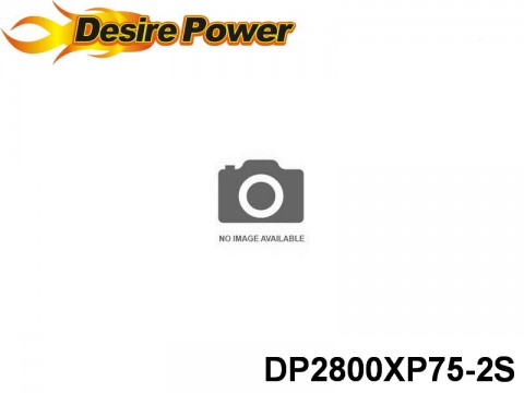 10 Desire-Power 75C V8 Series 75 DP2800XP75-2S 7.4 2S1P