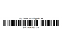 97 Desire-Power 35C V8 Series 35 DP380XP35-3S 11.1 3S1P