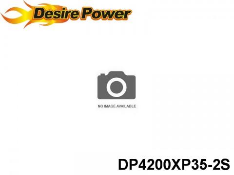 124 Desire-Power 35C V8 Series 35 DP4200XP35-2S 7.4 2S1P