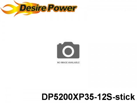 141 Desire-Power 35C V8 Series 35 DP5200XP35-12S-stick 44.4 12S1P
