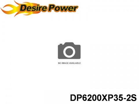 142 Desire-Power 35C V8 Series 35 DP6200XP35-2S 7.4 2S1P