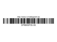101 Desire-Power 35C V8 Series 35 DP860SP35-3S 11.1 3S1P