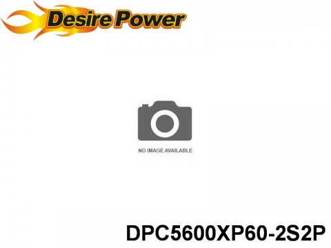 154 Desire-Power 60C V8 series RC Car 60 DPC5600XP60-2S2P 7.4 2S1P