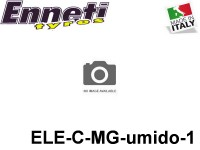 Enneti Tyres Italy Mugen Seiki Rim Tyres 1-10 Series Rubbers Electric Carbon ELE-C-MG-umido Black Colour Shore damp 26mm -1-Pack