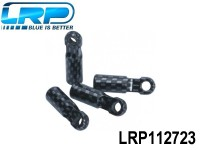 LRP-112723 Ball Cup Rear upper arm Carbon look - S18 RMT LRP112723