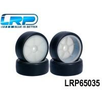 LRP-65035 VTEC 33X Glued asphalt Tires 4pcs LRP65035