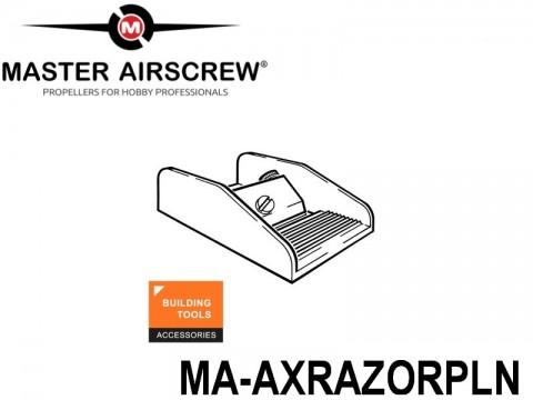 1192 MA-AXRAZORPLN Master Airscrew Accessories Building Tools 4-inch x 4-inch - 100mm x 100mm