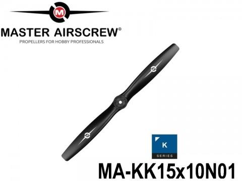384 MA-KK15x10N01 Master Airscrew Propellers K-Series 15-inch x 10-inch - 381mm x 254mm