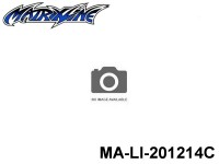 431 FORD MUSTANG BOSS 302 CARBON-PRINTING PC Body SHELL MA-LI-201214C Transparent