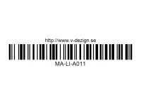 98 RACING VERSION DECAL SHEET - High Flexible Vinyl Label MA-LI-A011