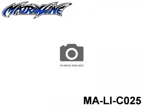 31 Magnet Stealth Body Mount (Aluminium) MA-LI-C025