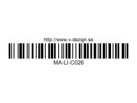 42 Body Mount Magnet (Aluminium) MA-LI-C026