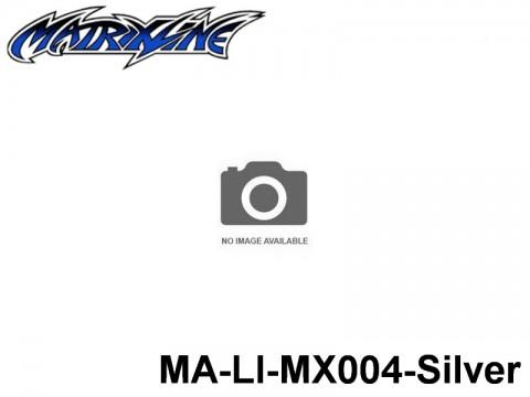 417 Line Tape 0.4mm MA-LI-MX004-Silver Silver