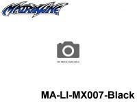 381 Line Tape 1.5mm MA-LI-MX007-Black Black