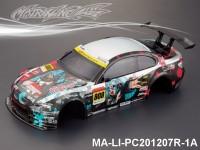 353 BMW M3 Finished PC Body RTR MA-LI-PC201207R-1A Painted