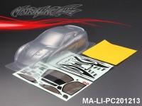 428 FERRARI 599XX PC Body SHELL MA-LI-PC201213 Transparent