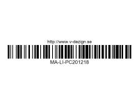 440 AUDI R8 PC Body SHELL MA-LI-PC201218 Transparent