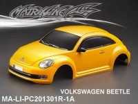 362 VOLKSWAGE N BEETLE Finished PC Body RTR MA-LI-PC201301R-1A Painted