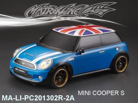 365 MINI COOPER S Finished PC Body RTR MA-LI-PC201302R-2A Painted