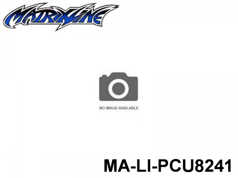 285 Dashboard(Left) 1-10 Scale MA-LI-PCU8241 0.9mm-0.035 Polycarbonate (from Japan)