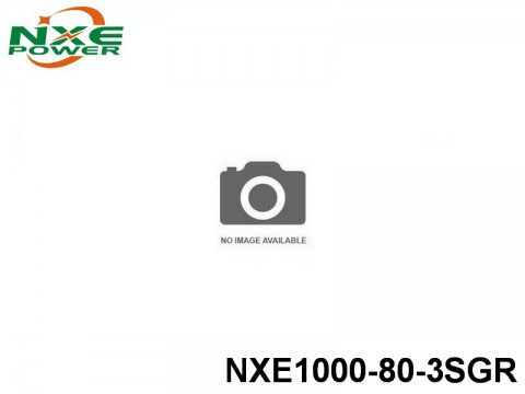 39 NXE1000-80-3SGR 1000mAh 11.1V
