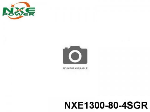 42 NXE1300-80-4SGR 1300mAh 14.8V