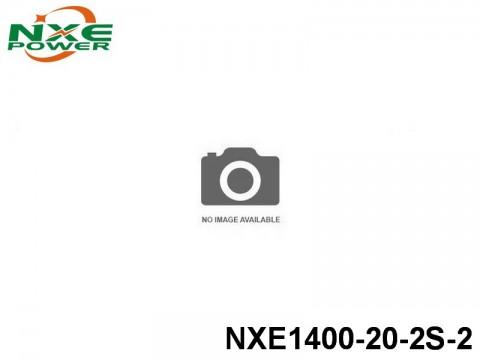 11 NXE1400-20-2S-2 1400mAh 7.4V