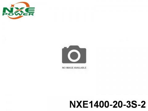12 NXE1400-20-3S-2 1400mAh 11.1V